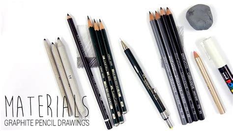 drawing materialsart supplies     graphite