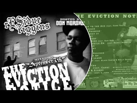 The Eviction Notice mixtape by rESidue riggins (Part 5)