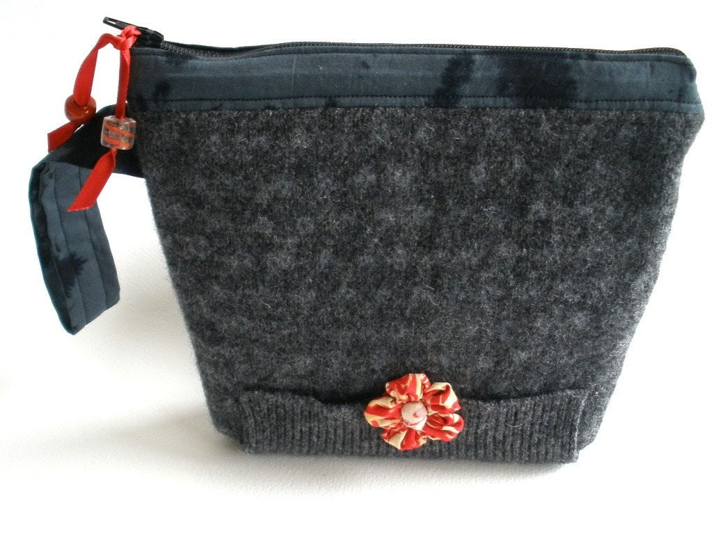 Recycled Wool Cuffs