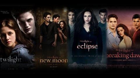 Twilight Saga Movies In Order