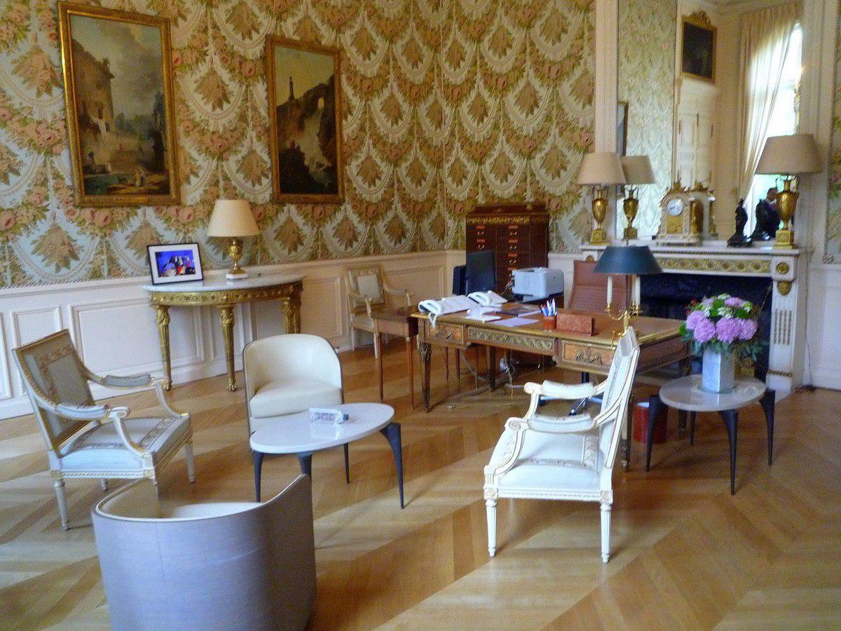 Le Salon des Fougères ( septembre 2012, images personnelles).