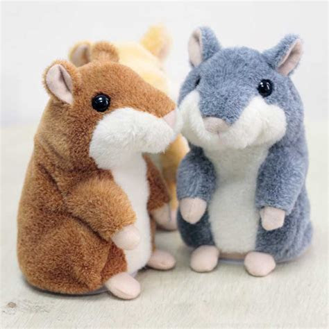 hamster talking toy cute sound  christmas kid gift