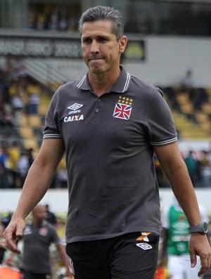 Jorginho Vasco x Criciúma (Foto: Carlos Gregório Jr/Vasco.com.br)