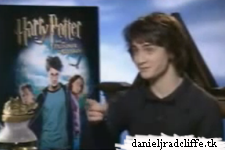 Daniel Radcliffe on L'ITW Krado