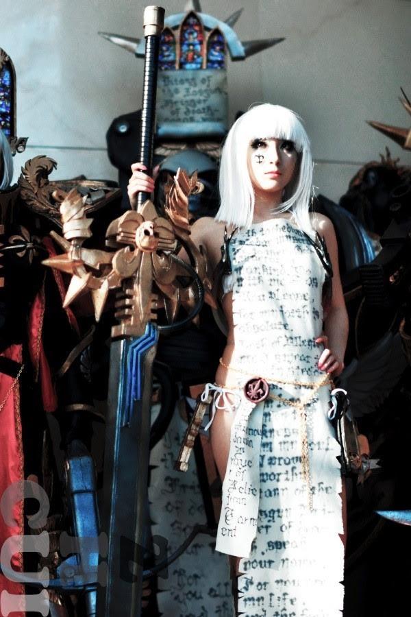 cosplay, warhammer, 40k by dry850610