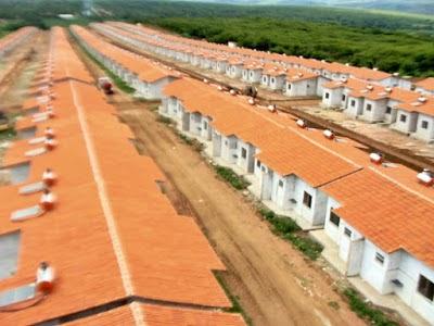 Ampliado prazo para entrega de casas do São Bento I e II, em Crato