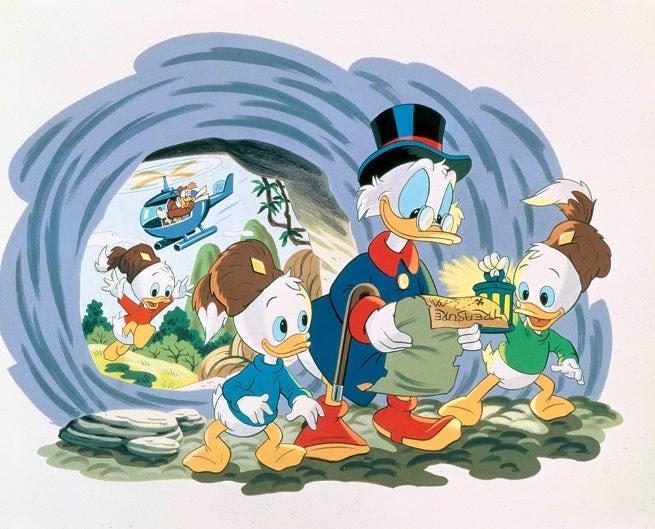 DuckTales Returns In 2017