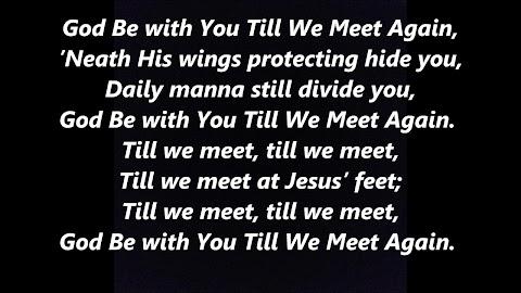 Till We Meet Again Lyrics English