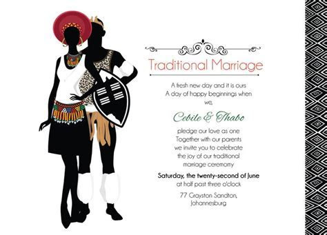 Zulu Wedding: Downloadable South African Zulu Traditional