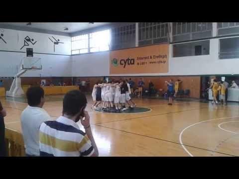 Νέο βίντεο από τα τελευταία δευτερόλεπτα του αγώνα εφήβων ΑΣ Καστοριάς-Ικαροι Σερρών και τα πανηγύρια των νικητών από την κερκίδα της Νεάπολης