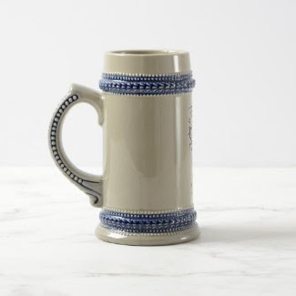 creepy fall mug
