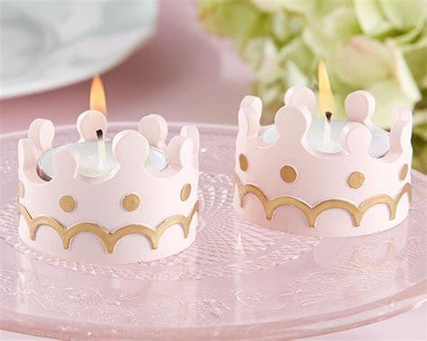 Little Princess Tea Light Holder (Set of 4)   By Kate Aspen
