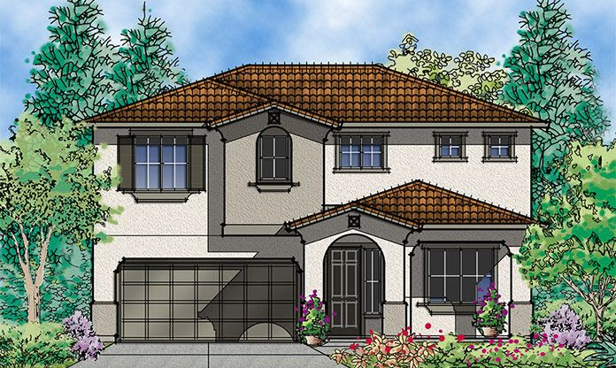 Discovery Homes, Ladera View, Castro1404940, Fairfield, CA  New Home for Sale  HomeGain