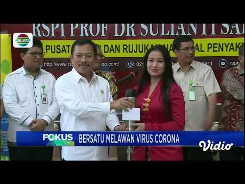 Resep Jokowi Hadapi Virus Corona
