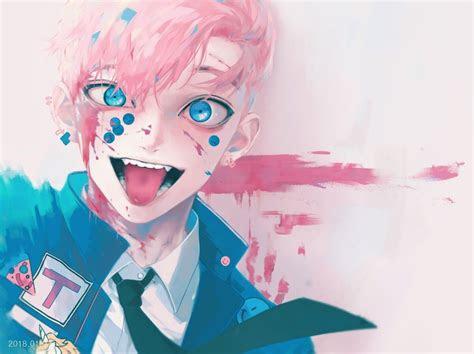 pin  nina horvat  anime boys anime art anime
