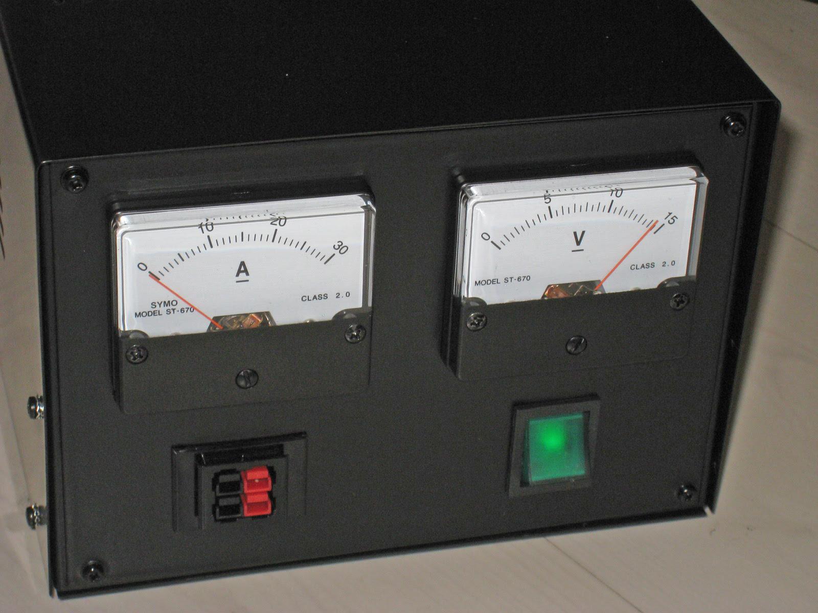 Equipos del Laboratorio Electrotécnico