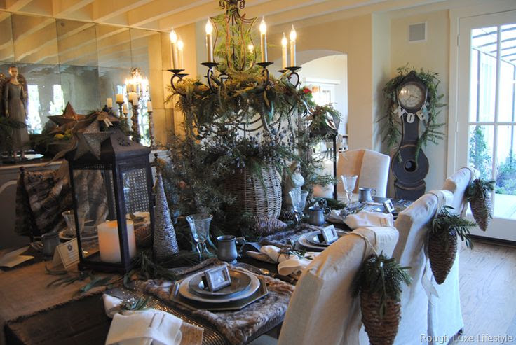 Rough Luxe Lifestyle Berries and Branches Home Tour