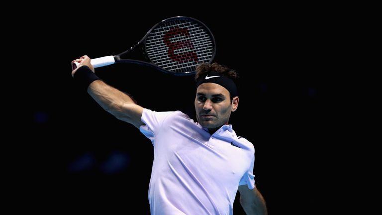 Roger  Federer Defeats Alexander  Zverev ATP Finals Highlights