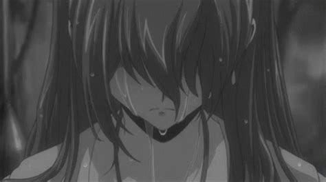 anime girl gif anime girl cry discover share gifs