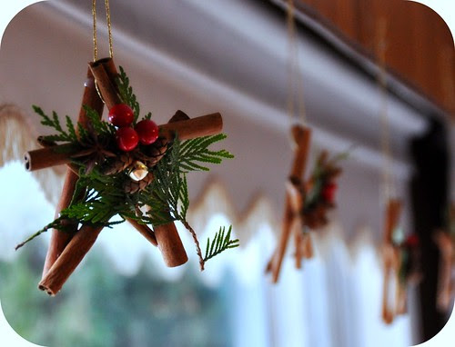 Holiday Star Ornaments