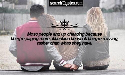 Taken For Granted Cheating Quotes Taken For Granted Quotes About
