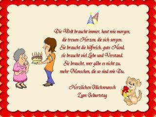 June C Miller: Geburtstag Sprüche Frau
