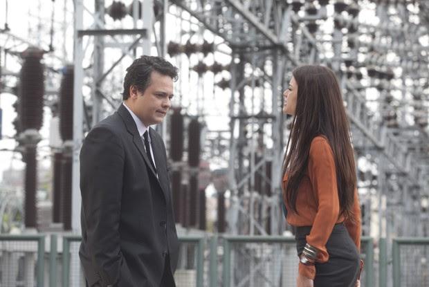 Ernani e Kátia vão experimentar novas relações (Foto: Rede Globo/ Rafael França)