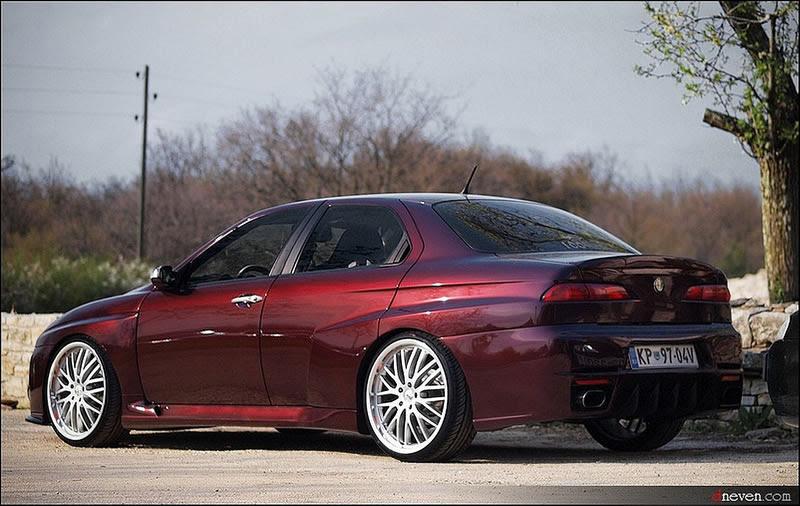Alfa Romeo 156 Tuning 13  Tuning