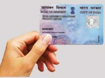 PAN will also be mandatory for term deposits exceeding Rs 50,000 at one go.