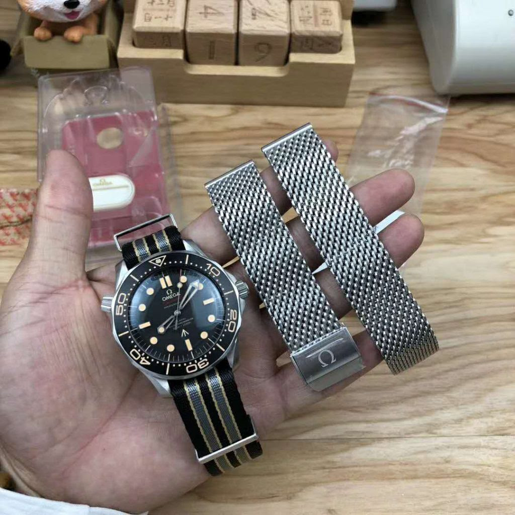 Replica Omega No Time to Die