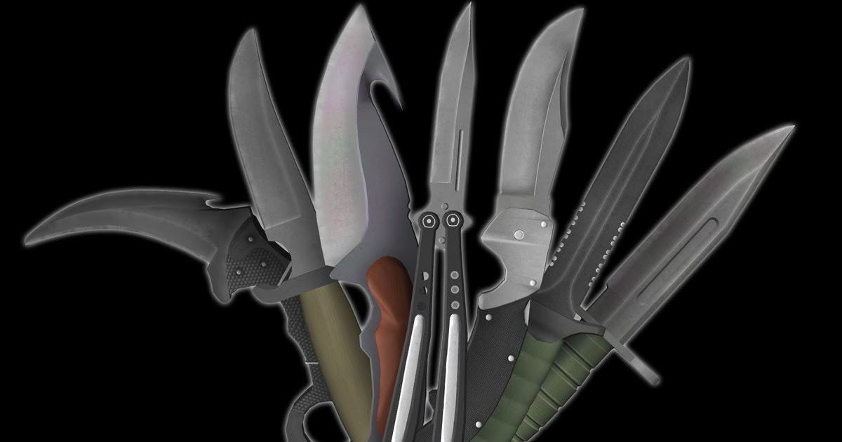 Roblox Knives   Free Robux Obby 2019