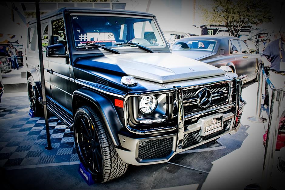 Mercedes-Benz at SEMA 2012 | Mercedes-Benz Repair ...