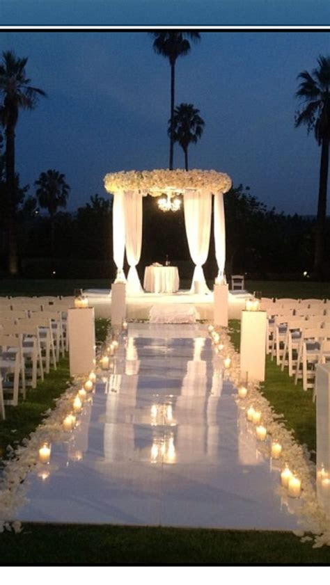 Best 25  Night wedding ceremony ideas on Pinterest   Night