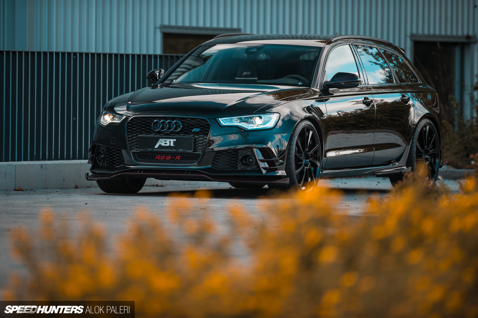 Hide Your Children: The ABT RS6R Thunderbus  Speedhunters