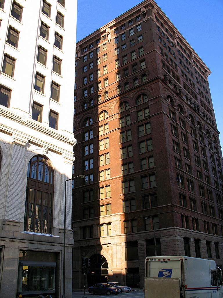 Pioneer Press Building in St Paul