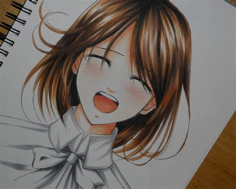 happy crying anime face dromfhdtop drawing
