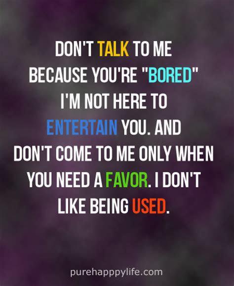 Dont Speak To Me Quotes