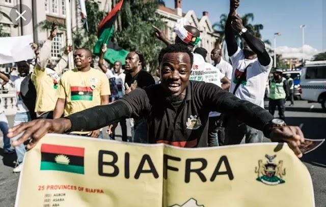 MASSOB Seeks Nigeria's Break Up into Six Parts to Ends Killing