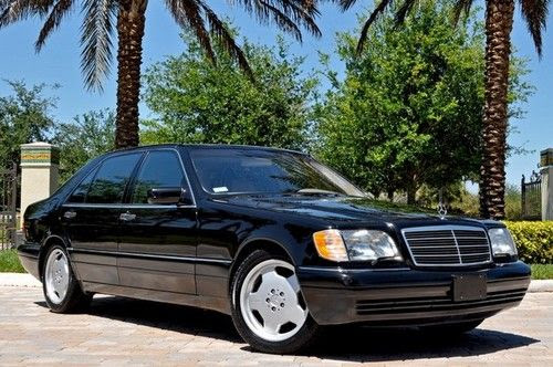 Purchase used 1999 MERCEDES-BENZ S500 GRAND EDITION!! 1 OF ...