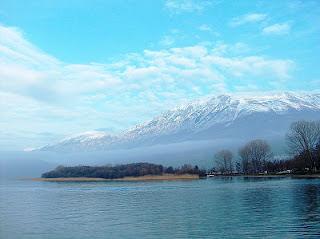 Jezioro Ochrydzkie Macedonia