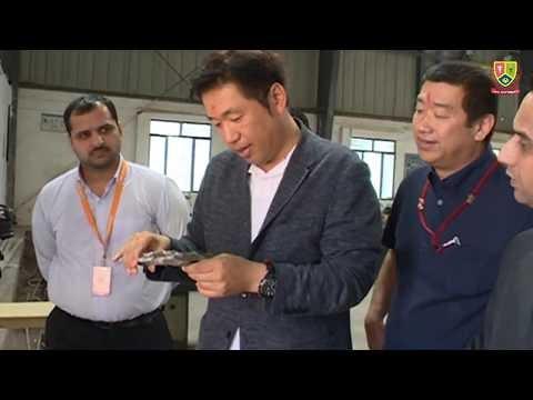 Japanese Delegates in Engineering Workshop | TITP Program in Japan