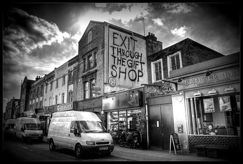 Latest Banksy -  Wide