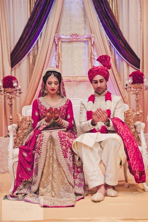 A Pakistani wedding with a gorgeous bride : Safa & SM