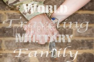 World Traveling Military Family