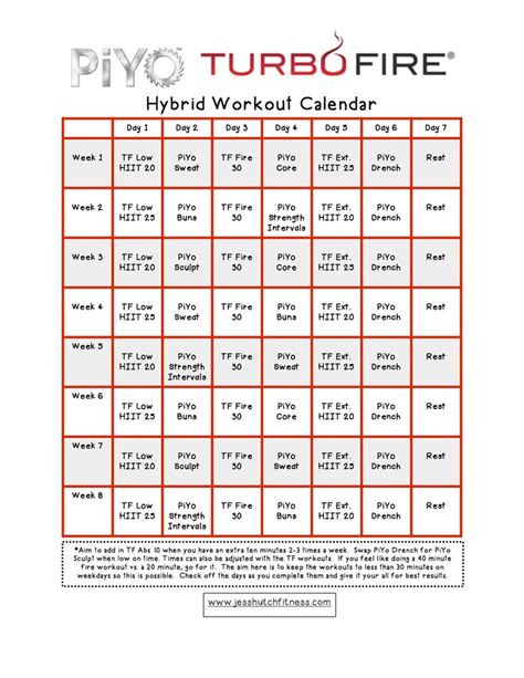 images  beachbody hybrid workouts  pinterest