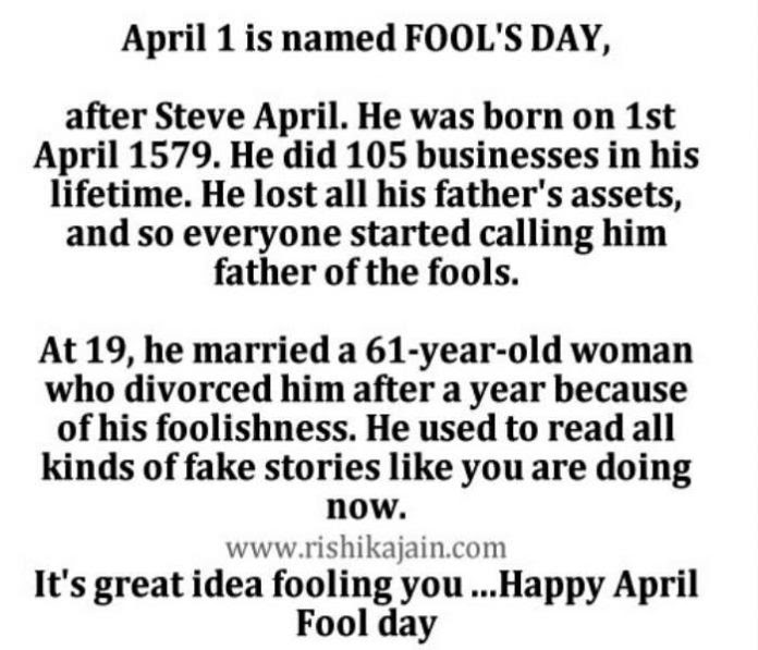 April Fools Day Inspirational Quotes Pictures Motivational