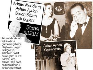 """Résultat de recherche d'images pour """"Suzan Sözen ve menderes"""""""
