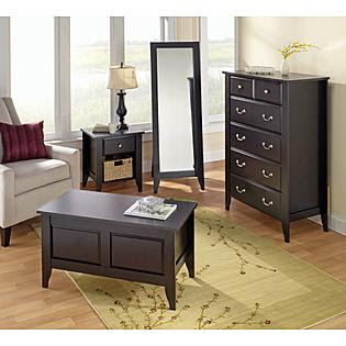 Jaclyn Smith Storage Bench: Convenient Main Bedroom Storage from Kmart