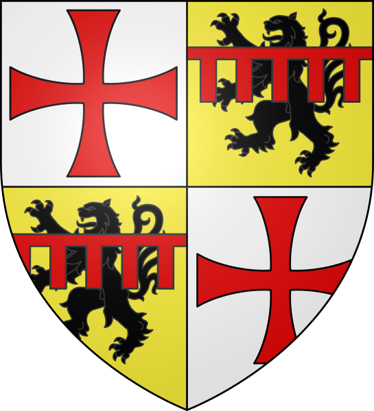 File:Armoiries Guillaume de Beaujeu.svg