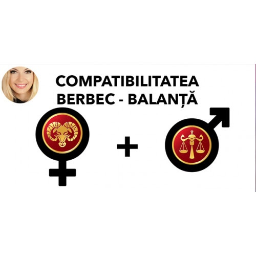 Compatibilitate Berbec - Balanță